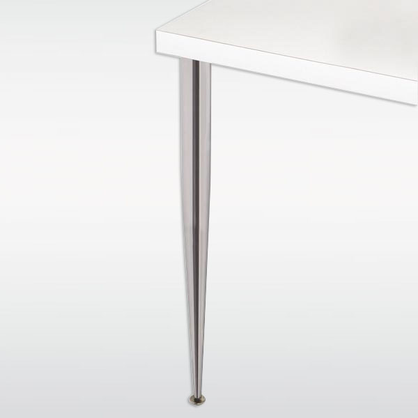 pied de table conique
