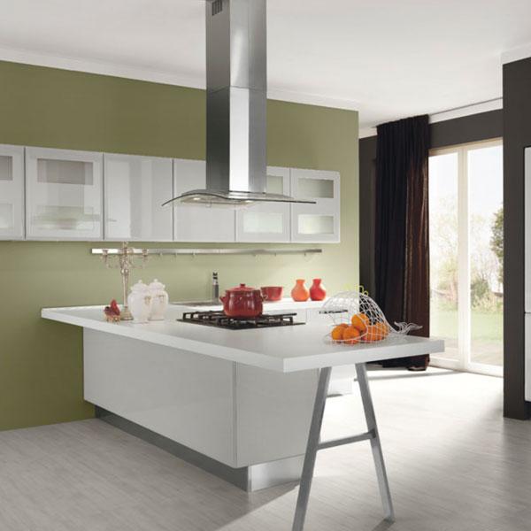 table cuisine murale avec pied table rabattable cuisine avec le plan de travail boulogne. Black Bedroom Furniture Sets. Home Design Ideas